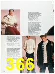 1988 Sears Fall Winter Catalog, Page 366