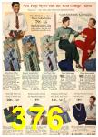 1940 Sears Fall Winter Catalog, Page 376