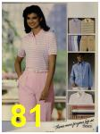 1984 Sears Spring Summer Catalog, Page 81