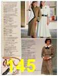 1987 Sears Fall Winter Catalog, Page 145