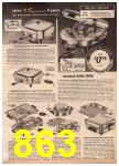 1962 Montgomery Ward Spring Summer Catalog, Page 863