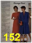 1984 Sears Spring Summer Catalog, Page 152
