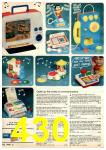 1981 Montgomery Ward Christmas Book, Page 430