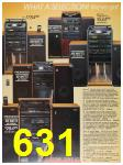 1987 Sears Fall Winter Catalog, Page 631