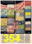 1965 Sears Spring Summer Catalog, Page 354