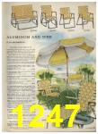 1960 Sears Spring Summer Catalog, Page 1247
