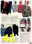1965 Sears Fall Winter Catalog, Page 43