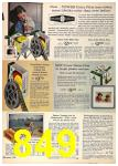 1962 Sears Fall Winter Catalog, Page 849