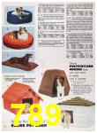 1989 Sears Home Annual Catalog, Page 789