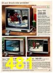 1985 Montgomery Ward Christmas Book, Page 481
