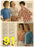 1960 Sears Spring Summer Catalog, Page 91