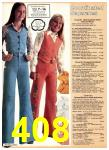 1977 Sears Spring Summer Catalog, Page 408