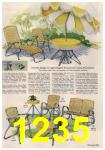 1961 Sears Spring Summer Catalog, Page 1235
