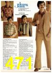 1977 Sears Spring Summer Catalog, Page 471
