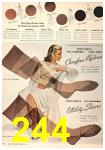 1949 Sears Spring Summer Catalog, Page 244