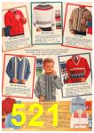 1963 Sears Fall Winter Catalog, Page 521