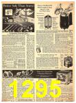 1940 Sears Fall Winter Catalog, Page 1295