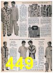 1957 Sears Spring Summer Catalog, Page 449