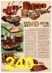 1961 Montgomery Ward Christmas Book, Page 240