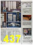 1989 Sears Home Annual Catalog, Page 437