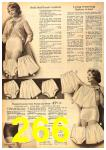 1962 Sears Fall Winter Catalog, Page 266
