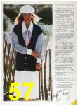 1985 Sears Spring Summer Catalog, Page 57