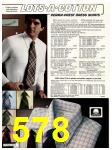 1978 Sears Fall Winter Catalog, Page 578