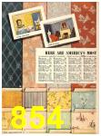 1940 Sears Fall Winter Catalog, Page 854
