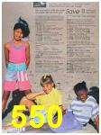 1988 Sears Spring Summer Catalog, Page 550