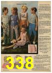 1961 Sears Spring Summer Catalog, Page 338