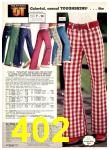 1977 Sears Spring Summer Catalog, Page 402