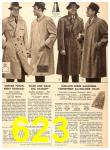 1956 Sears Fall Winter Catalog, Page 623