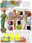 1962 Montgomery Ward Spring Summer Catalog, Page 296
