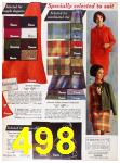1967 Sears Fall Winter Catalog, Page 498