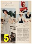1958 Sears Spring Summer Catalog, Page 5