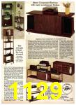1975 Sears Fall Winter Catalog, Page 1129