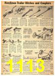 1942 Sears Spring Summer Catalog, Page 1113