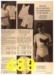 1964 Sears Spring Summer Catalog, Page 489