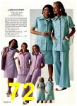 1975 Sears Spring Summer Catalog, Page 72