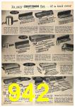 1964 Sears Spring Summer Catalog, Page 942