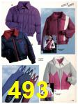 1983 Sears Fall Winter Catalog, Page 493
