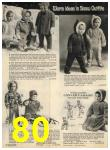 1968 Sears Fall Winter Catalog, Page 80