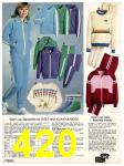 1982 Sears Fall Winter Catalog, Page 420