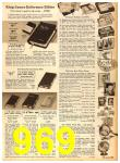 1958 Sears Fall Winter Catalog, Page 969