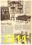 1962 Sears Fall Winter Catalog, Page 1311