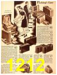 1940 Sears Fall Winter Catalog, Page 1212