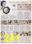 1957 Sears Spring Summer Catalog, Page 241