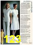 1980 Sears Spring Summer Catalog, Page 123