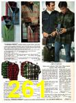 1969 Sears Fall Winter Catalog, Page 261