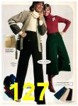 1977 Sears Fall Winter Catalog, Page 127